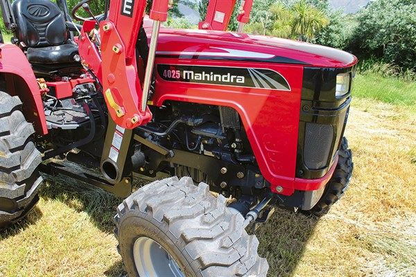 Mahindra -4025-tractor