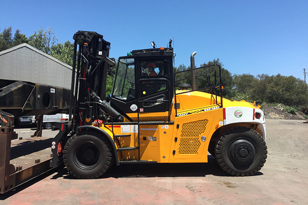 Forklift -Review ,-Sany -SCP160C-3
