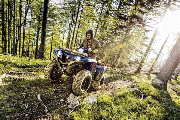2016 Yamaha Grizzly 700 ATV_2