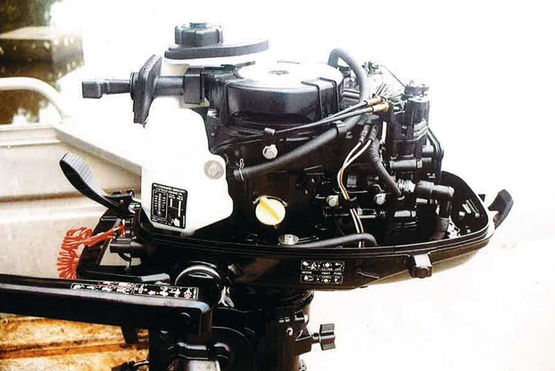 Mercury F6 oil filler cap