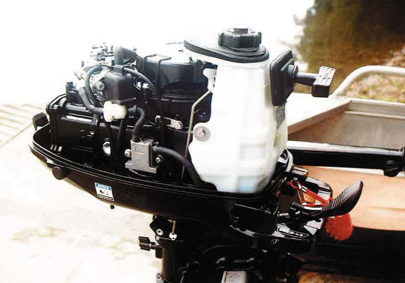 Mercury 6hp FourStroke portable outboard review