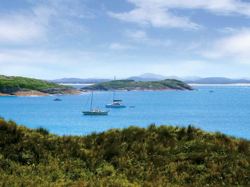 Broughton Island Port Stephens NSW