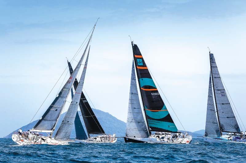 Sail Port Stephens regatta