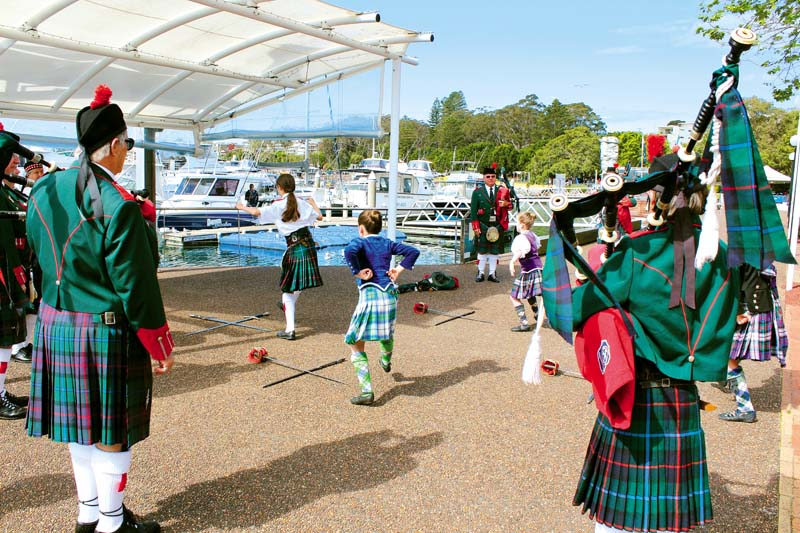 Shoal Bay, Port Stephens, NSW.
