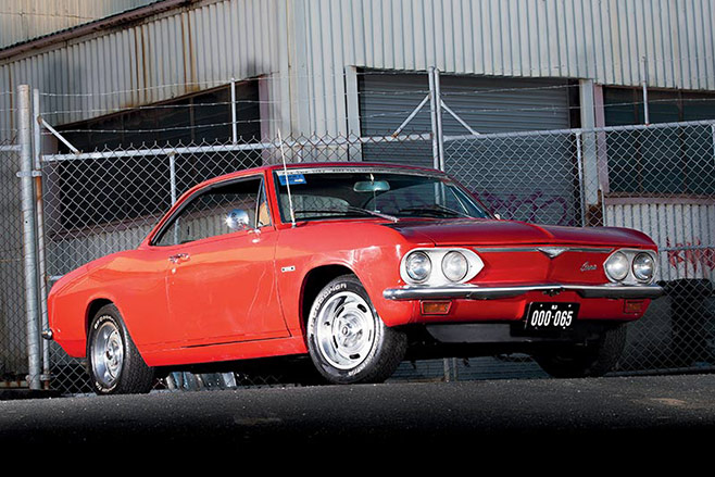 Chevrolet -Corvair -side -658