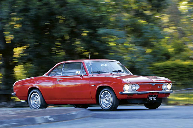 Chevrolet -Corvair -driving -658