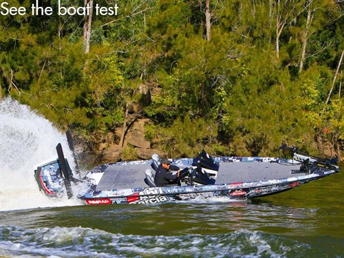 Phoenix 721 ProXP bass boat review