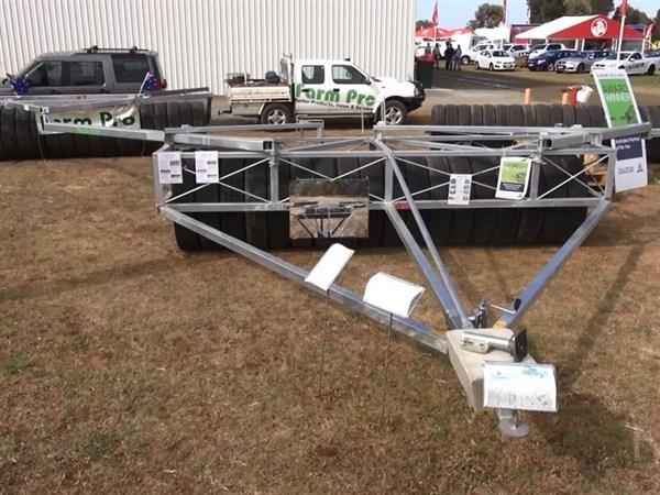 Farm Pro Triple Paddock Roller