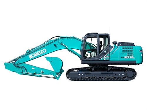Kobelco -SK210LC10-excavator -g1