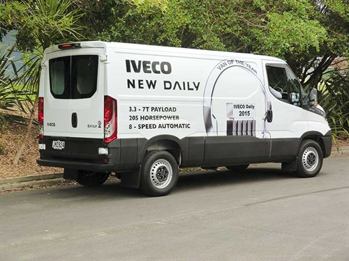 Iveco Launch5