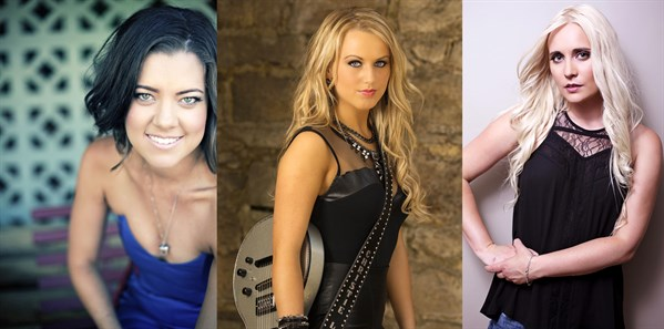 Girls Of Country