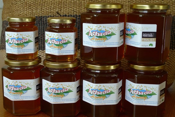 Achacha Honey In Jars