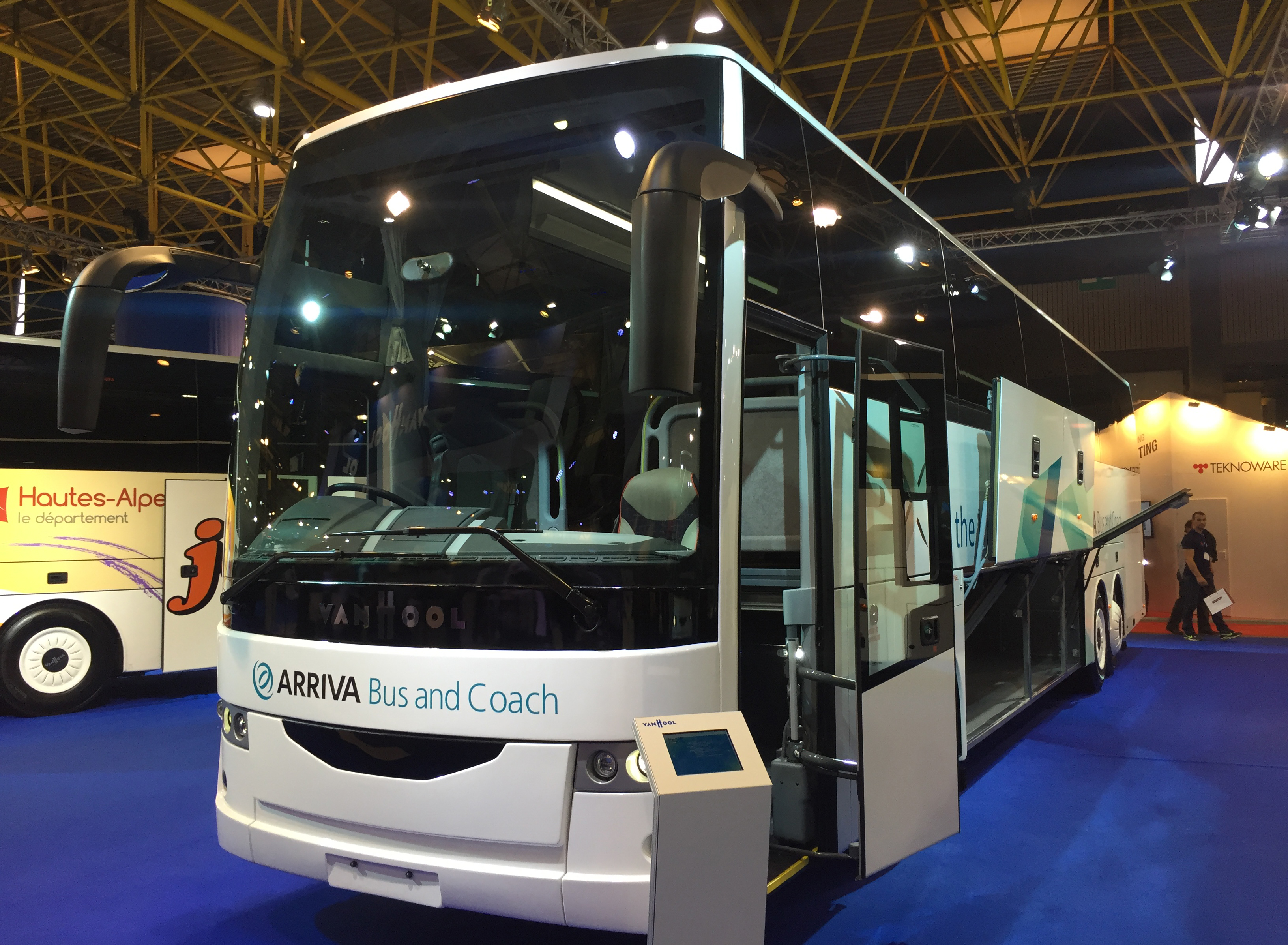 W EX At Busworld