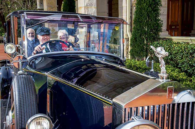 Rolls -Royce -Phantom -Gillings -658