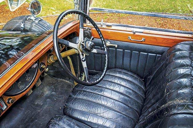 Rolls -Royce -Phantom -interior -front -658