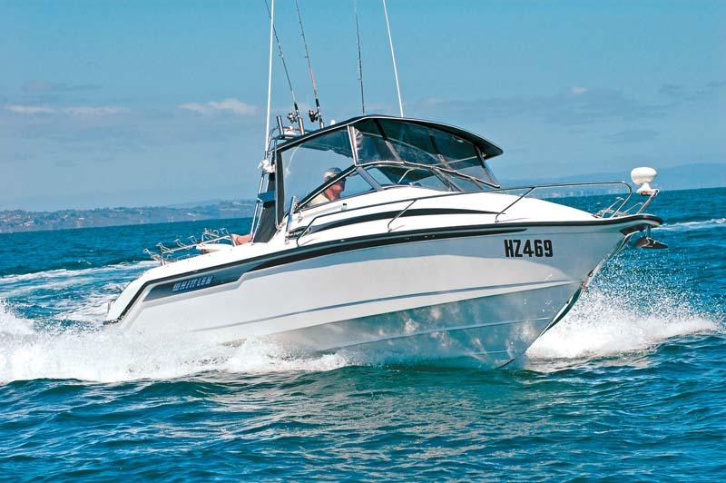 Whittley Sea Legend 650