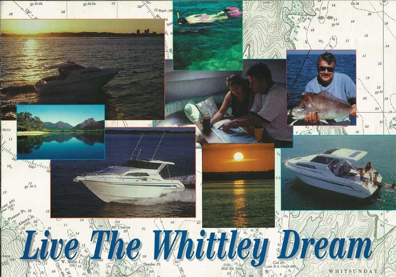 Whittley Cruisemaster 700 brochure