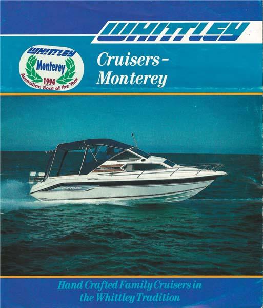 Whittley Monterey brochure