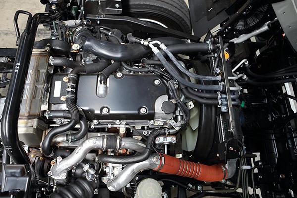 Isuzu ,-engine ,-range ,-ATN2