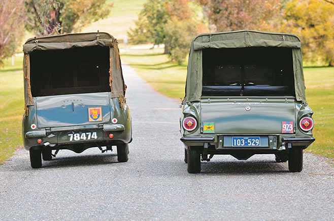 Army -FX-Holden -XP-Ford -215