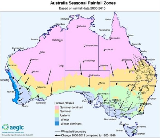 Aust _seasonalrainfallzones _2000_2015