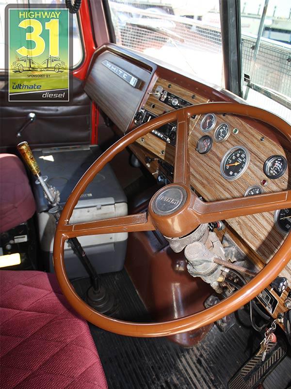 Trevor -Elwood ,-White -4000,-Detroit ,-Western -Star ,-Owner -Driver 10