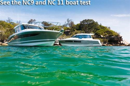 Jeanneau NC motoryacht review