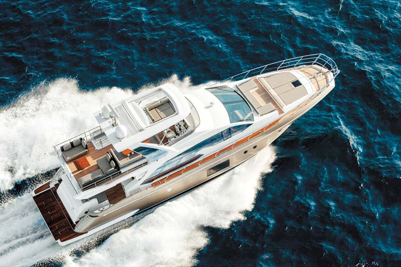 Atlantis 66 Fly luxury motor yacht