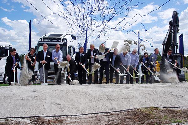 Wacol ,-Volvo -Group -Australia ,-launch ,-news ,-Trade -Trucks