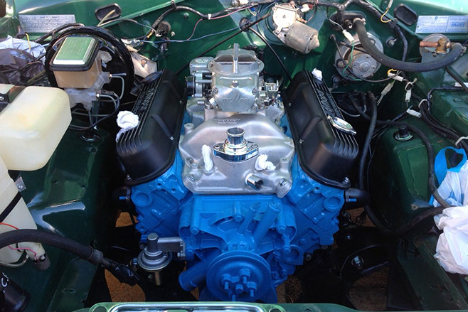 Charger -engine -after