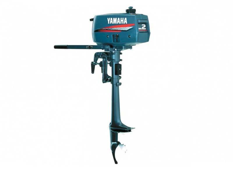 Yamaha 2C portable outboard motor