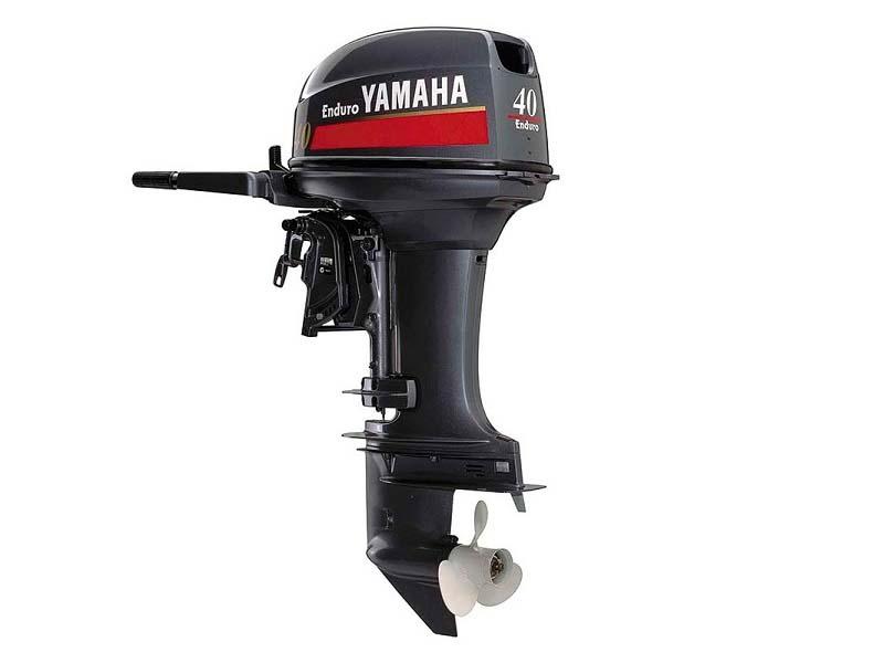 Yamaha 40 Enduro outboard motor