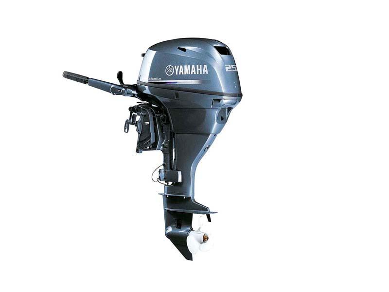 Yamaha F25D outboard motor