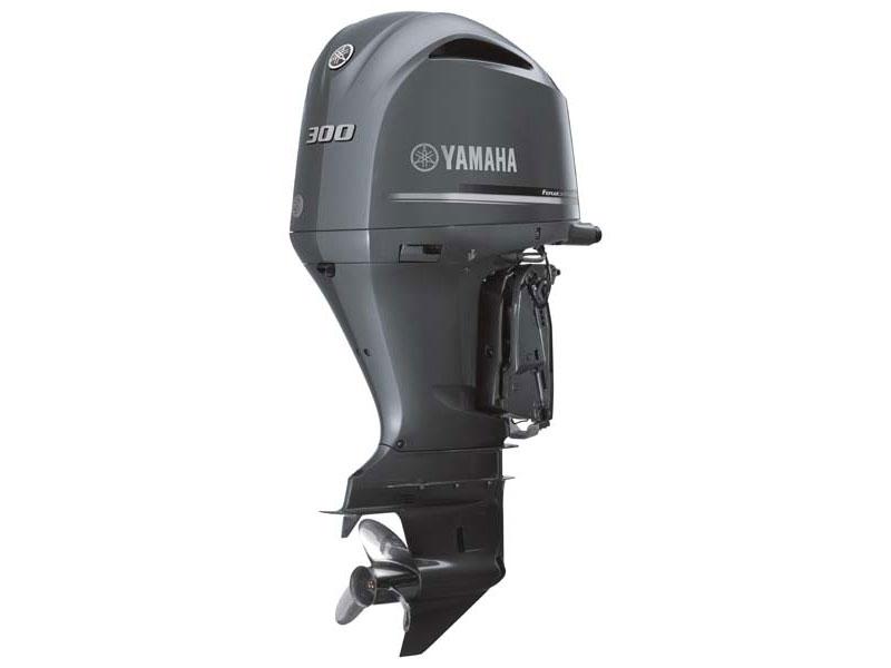 Yamaha F300B outboard