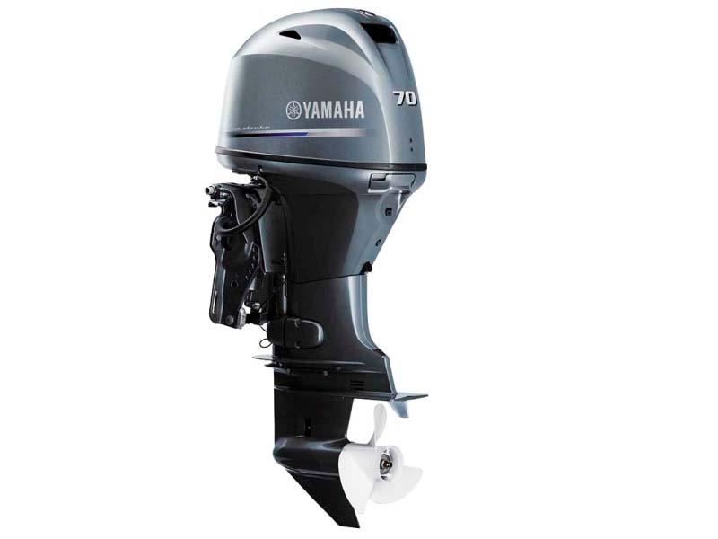 Yamaha F70A outboard motor