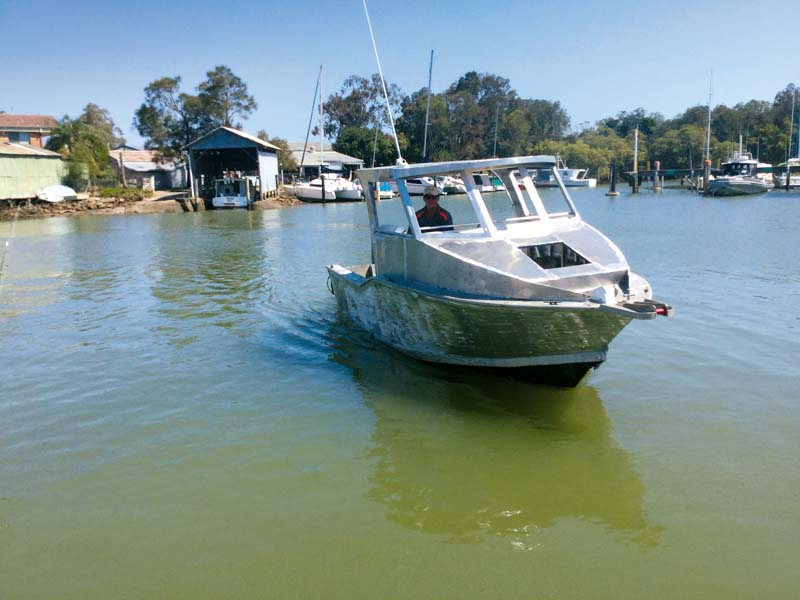 Boden Boat Plans project boat