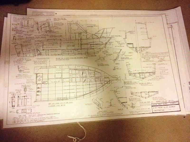 Boden Boat Plans diagram schematics