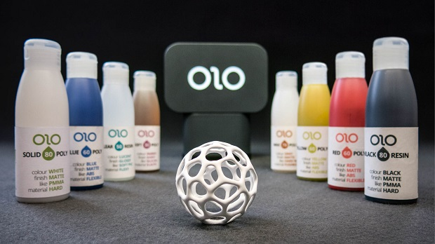 OLO 3D Printer _materials