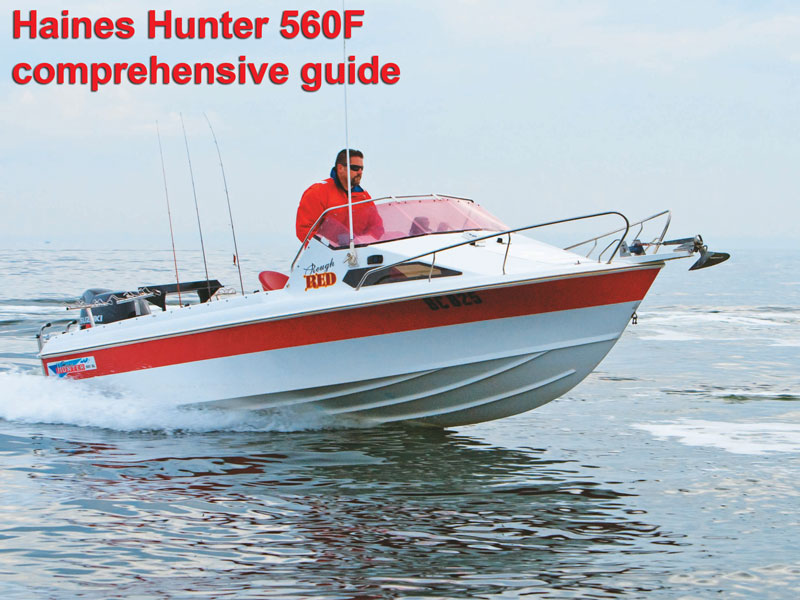 Used Haines Hunter 560F buyer's guide