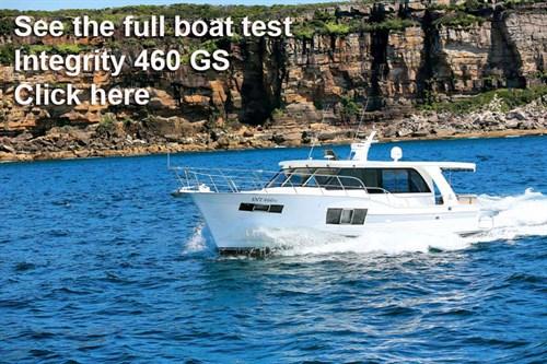 Integrity 460 Grand Sedan