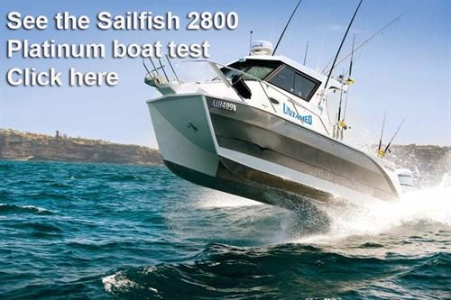 Sailfish 2800 Platinum review