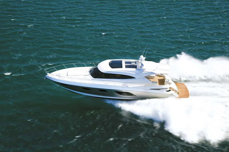 Riviera luxury motor yacht