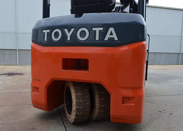 Forklift -Review -Toyota -8FBE20-Electric ,-TMHA,-ATN5