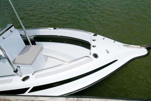 Bow on Seaforce 530 Skipa