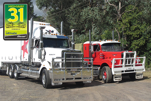 Highway 31,-White ,-Western -Star ,-Trucks ,-Owner Driver ,-Matt -Wood2