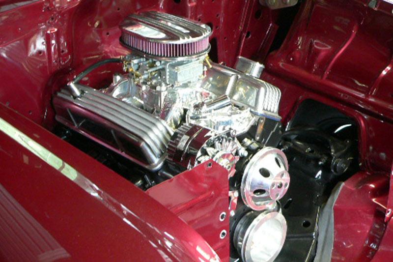 Chevrolet -engine -658
