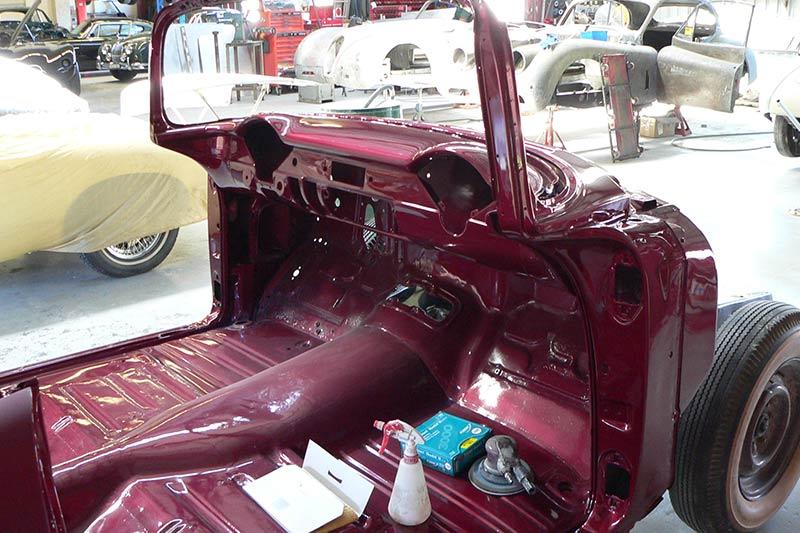 Chevrolet -paint