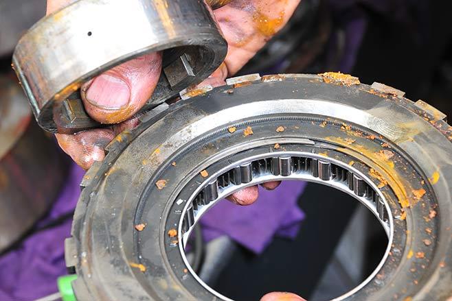 Torana -transmission -factory -sprag -658