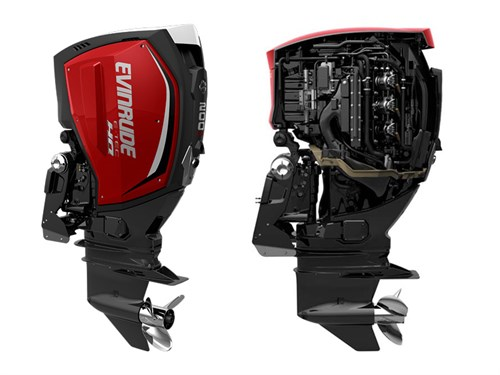 E-TEC G2 engine