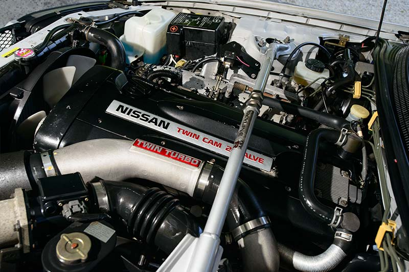 Nissan -skyline -engine -3